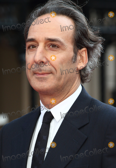 Alexandre Desplat Photo - LondonUK  Alexandre Desplat at the Florence Foster Jenkins UK Premiere at the Odeon Leicester Square 12th April  2016 Ref LMK73-60234-130416Keith MayhewLandmark Media WWWLMKMEDIACOM