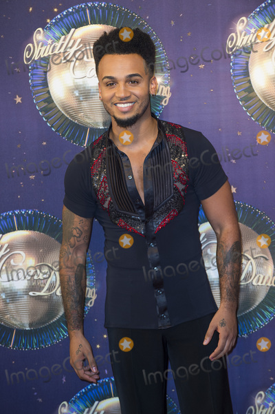 Aston Merrygold Photo - LondonUK   Aston Merrygold  at  the Strictly Come Dancing 2017 red carpet launch TV premiere at The Piazza on 28th August  2017  RefLMK386-S622-290817  Gary MitchellLandmark Media WWWLMKMEDIACOM