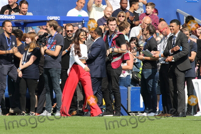 Cheryl Cole Photo - London UK  Cheryl Cole at the Game4Grenfell Charity Football match at Loftus Road stadium Shepherds Bush London The event was to raise money to support the families and victims of the Grenfell Tower fire in London which killed over 80 people 2nd September 2017 Ref LMK73-S637-030917Keith MayhewLandmark Media WWWLMKMEDIACOM
