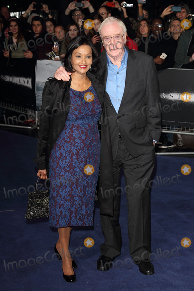 Shakira Caine Photo - London UKSir Michael Caine and Shakira Caine at The European Premiere of Interstellar at the Odeon Leicester Square London on October 29th 2014Ref LMK73-49943-301014Keith MayhewLandmark Media WWWLMKMEDIACOM