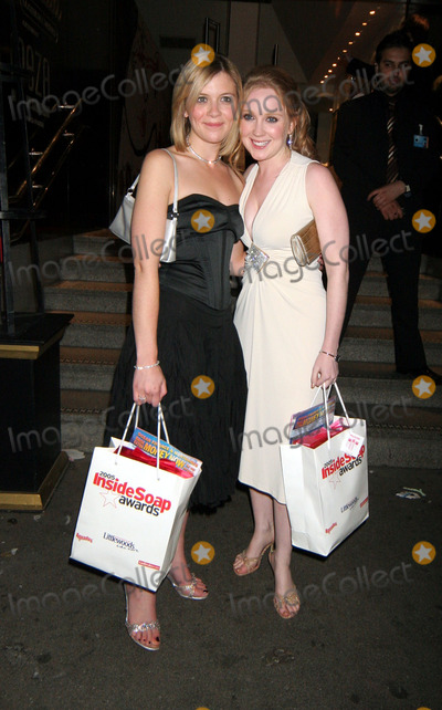 Julia Haworth Photo - London Jane Danson and Julia Haworth leaving the Inside Soap awards which were held at FloriditaSeptember 27th 2005Picture by FlashburstLandmark Media