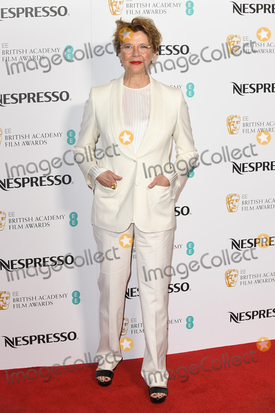 Annette Bening Photo - London UK   Annette Bening at the Charles Finch  Chanel Pre-BAFTAs Dinner at Marks Club London 17th February 2018Ref LMK200-S1151-180218Landmark Media WWWLMKMEDIACOM