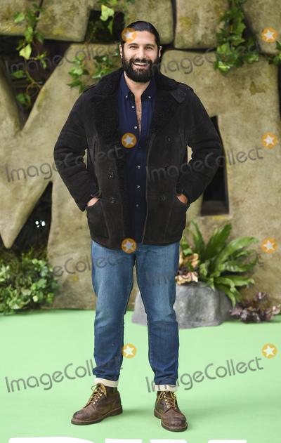 Johnny Vegas Photo - London England 140118Kayvan Novak at the Early Man World Premiere held at BFI IMAX 14 January 2017Ref LMK386-MB1114-140118Gary Mitchell  Landmark MediaWWWLMKMEDIACOM