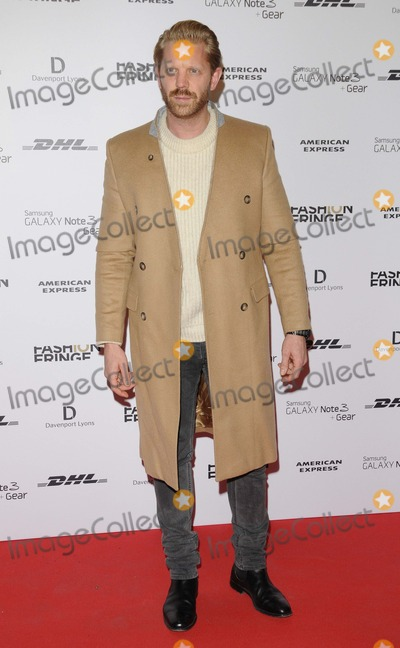 Alistair Guy Photo - London England UK Alistair Guy at the Fashion Fringe 10th anniversary party London Film Museum Covent Garden Wellington St London England UK 3rd December 2013Ref LMK315-46108-041213Can NguyenLandmark Media WWWLMKMEDIACOM