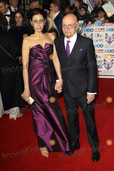 Ben Kingsley Photo - London UK  Daniela Lavender and Sir Ben Kingsley    at  The Daily Mirror Pride of Britain Awards in partnership with TSB at the Grosvenor House Hotel Park Lane   29th October 2019RefLMK73-S2511-291019Keith MayhewLandmark Media WWWLMKMEDIACOM