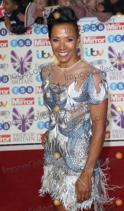 Kelly Holmes Photo - London UK Dame Kelly Holmes   at  The Daily Mirror Pride of Britain Awards in partnership with TSB at the Grosvenor House Hotel Park Lane   29th October 2019RefLMK73-S2511-291019Keith MayhewLandmark Media WWWLMKMEDIACOM