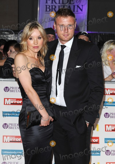 Andrew Flintoff Photo - London UK Andrew Flintoff  attending The Daily Mirrors Pride Of Britain Awards 2011 Grosvenor House Hotel London  3rd October 2011Eric BestLandmark Media