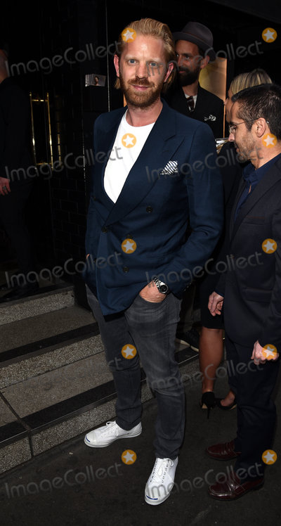Alistair Guy Photo - London UK Alistair Guy at the Robert Tateossian and David Furnish party at Ronnie Scotts Jazz Club Frith Street London on Sunday 14 June 2015Ref LMK392 -51444-150615Vivienne VincentLandmark Media WWWLMKMEDIACOM