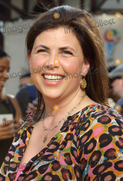 Kirstie Allsopp Photo - London UK Kirstie Allsopp at World Premiere of Minions at the Odeon Leicester Square London on June 11th 2015Ref LMK73-51449-120615Keith MayhewLandmark Media WWWLMKMEDIACOM