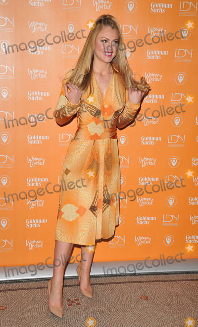 The Unit Photo - London UK Camilla Kerslake at the United Nations Trust Fund Women United Dinner supported by the LDNY Foundation  Goldman Sachs National Portrait Gallery St Martins Place London UK on Monday 07 March 2016Ref LMK315-60062-090316CAN NGUYENLandmark MediaWWWLMKMEDIACOM