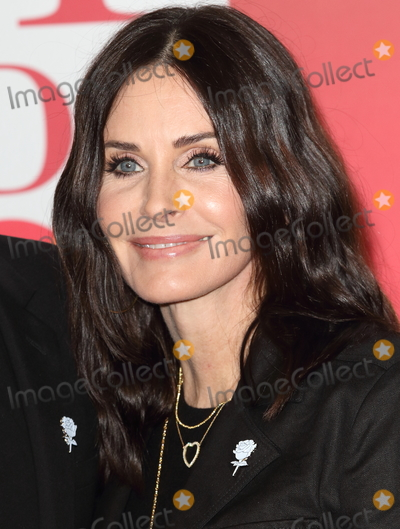 Courteney Cox Photo - London UK Courteney Cox at  The Brit Awards 2018 at the O2 Arena Greenwich Peninsula London on Wednesday February 21st 2018Ref LMK73-J1617-220218Keith MayhewLandmark MediaWWWLMKMEDIACOM