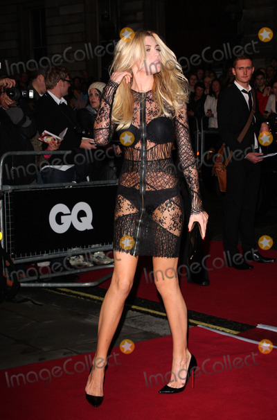 Abigail Clancy Photo - London UK  Abbie (Abigail)  Clancy  at the GQ magazine Men of the Year Awards  Royal Opera House  6th September 2011  Keith MayhewLandmark Media