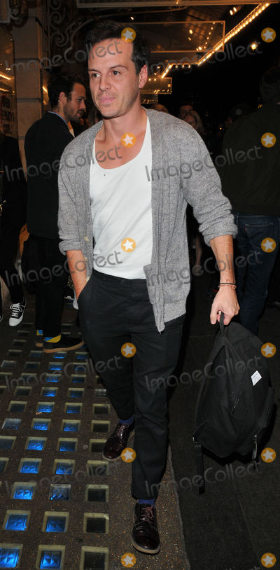 Andrew Scott Photo - London UK Andrew Scott at the Labour Of Love press night Noel Coward Theatre St Martins Lane London England UK on Tuesday 03 October 2017Ref LMK315-J841-041017Can NguyenLandmark MediaWWWLMKMEDIACOM