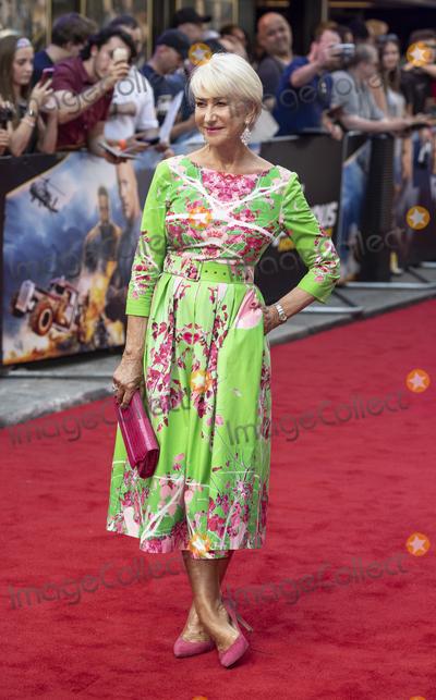 Helen Mirren Photo - London UK Helen Mirren at  the Fast  Furious Hobbs  Shaw Special Screening at The Curzon Mayfair on July 23 2019 in London England Ref LMK386-J5240-240719Gary MitchellLandmark MediaWWWLMKMEDIACOM