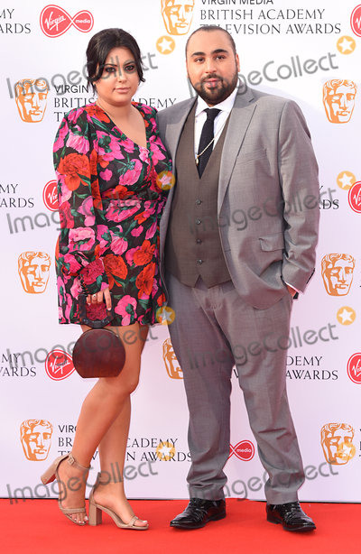 Ansim Chaudhry Photo - London UK Ansim Chaudhry at The British Academy Television Awards held at  Festival Hall Belvedere Road London on Sunday 12 May 2019  Ref LMK392 -S2407-130519Vivienne VincentLandmark Media WWWLMKMEDIACOM