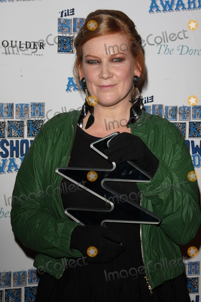 Andrea Arnold Photo - London UK  Andrea Arnold at The South Bank Show Awards held at the Dorchester Hotel in Park Lane26 January 2010 Ref   Keith MayhewLandmark Media