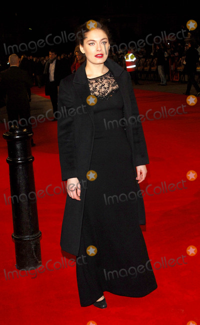 Alexa Davalos Photo - London UK Alexa Davalos at the European premiere of Defiance in aid of The Princes Trust at the Odeon Leicester Square Central London  6th January 2009Chris Joseph Landmark Media