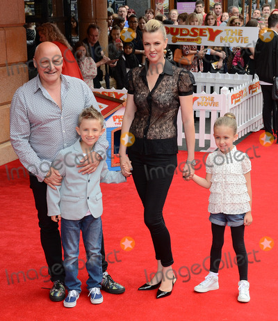 Aldo Zilli Photo - London UK Aldo Zilli at The World Premiere of Pudsey The Dog Movie at Vue West End Leicester Square London on 13th July 2014  Ref LMK392 -49053-140714Vivienne VincentLandmark Media WWWLMKMEDIACOM