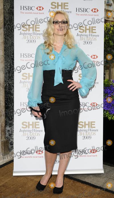 Nicky Hambleton-Jones Photo - London  UK Nicky Hambleton Jones  at She Magazine  Inspiring Woman of the Year Awards  at Claridges Hotel  London  8th May 2009 Can NguyenLandmark Media