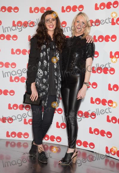 Jessica Knappett Photo - London UK  Jessica Knappett and Hatty Hayridge   attending the LOCO Superbob - UK film premiere  QAat BFI Southbank Belvedere Road London  24th January 2015 RefLMK12-50471-240115JAdamsLandmark MediaWWWLMKMEDIACOM