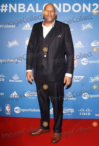 John Amaechi Photo - London UK John Amaechi at NBA Global Games Tip Off Party at Millbank Tower London on January 14th 2015Ref LMK73-50387-150115Keith MayhewLandmark Media WWWLMKMEDIACOM