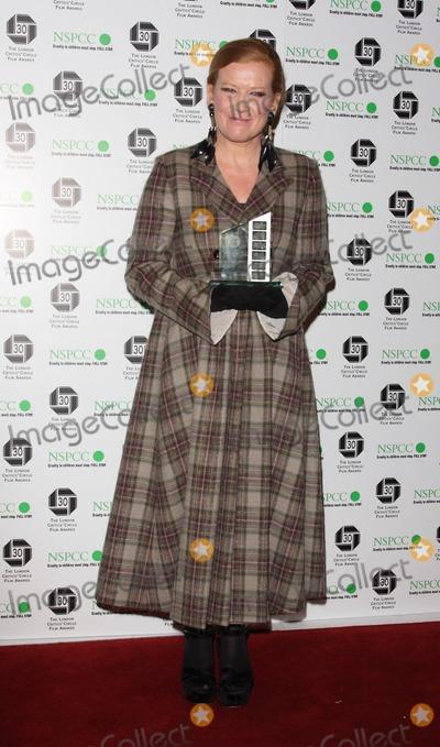 Andrea Arnold Photo - London UK  Andrea Arnold attending the London Film Critics Circle Awards 2010 held at the Landmark Hotel  18th  February  2010Keith MayhewLandmark Media
