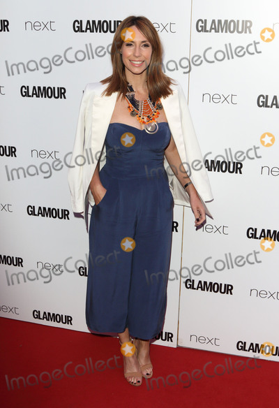 Alex Jones Photo - London UK Alex Jones at Glamour Women Of The Year Awards at Berkeley Square Gardens London on June 6th 2017Ref LMK73-J417-070617Keith MayhewLandmark Media WWWLMKMEDIACOM
