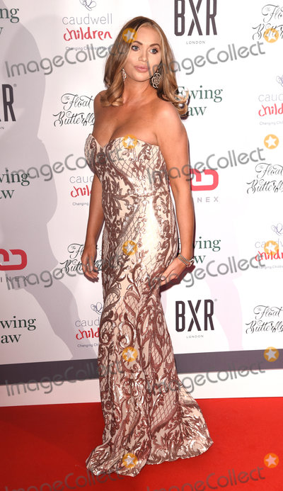 Amy Childs Photo - London UK Amy Childs at the Caudwell Children Float Like A Butterfly Ball held at Grosvenor House Hotel Park lane London on Saturday 16 November 2019  Ref LMK392-S2590-171119Vivienne VincentLandmark Media WWWLMKMEDIACOM