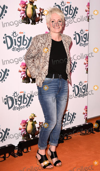 Lucy Speed Photo - LondonUK   Lucy Speed    at Digby Dragon World Premiere held at The Conservatory Barbican Centre London 2nd July 2016  RefLMK392-60800-030716  Vivienne VincentLandmark Media WWWLMKMEDIACOM