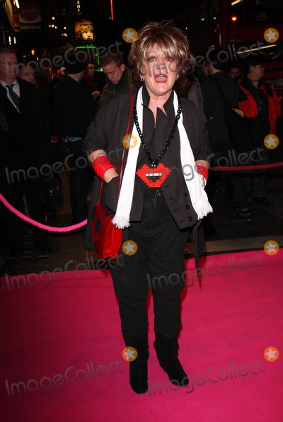 Amanda Barrie Photo - London UK Amanda Barrie at the Press night for My Trip DownThe Pink Carpet at the Apollo Theatre Shaftesbury Avenue 3rd Feberuary 2011Keith MayhewLandmark Media