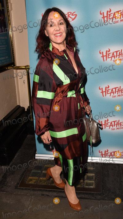 Arlene Phillips Photo - London UK Arlene Phillips at Heathers The Musical Gala Night held at The Theatre Royal Haymarket London on Friday 14  September 2018Ref LMK392-S1750-150918Vivienne VincentLandmark Media WWWLMKMEDIACOM