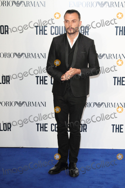 Theo Hutchcraft Photo - London UK Theo Hutchcraft at Special Screening of The Counselor at the Odeon West End Leicester Square London October 3rd 2013Ref LMK73-45450-041013Keith MayhewLandmark Media WWWLMKMEDIACOM