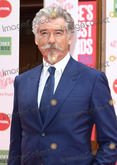 Pierce Brosnan Photo - London UK Pierce Brosnan  at The Princes Trust and TKMaxx  Homesense Awards 2020  at the London Palladium on March 11th 2020 Ref LMK73-J6351-120320Keith MayhewLandmark MediaWWWLMKMEDIACOM