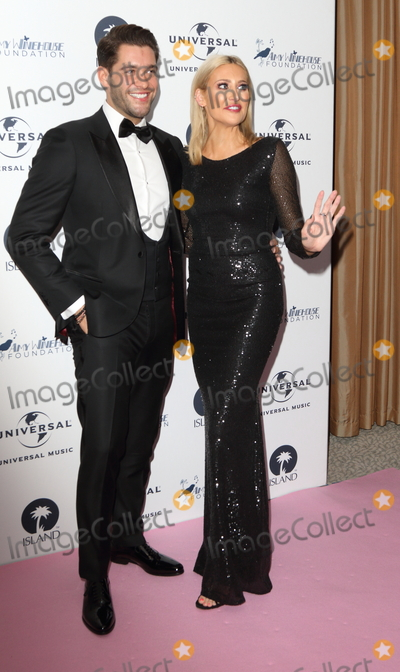 Amy Winehouse Photo - LondonUK Jonny Mitchell and Stephanie Pratt  at the Amy Winehouse Foundation Gala held at the Dorchester Hotel Park Lane London 5th  October 2017RefLMK73-S815-061017Keith MayhewLandmark MediaWWWLMKMEDIACOM