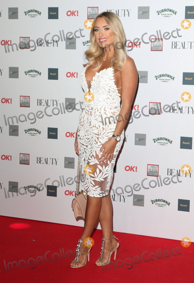 Amber Turner Photo - London UK  Amber Turner    at the The Beauty Awards with OK at the Park Plaza Westminster Bridge London on Monday 26 November 2018RefLMK73-S1965-271118Keith MayhewLandmark MediaWWWLMKMEDIACOM