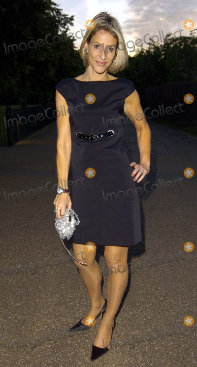 Emily Maitlis Photo - London TV News presenter  Emily Maitlis   at the  The Diana Chronicles Book Launch held at the Serpentine Gallery London  18th June 2007  The book is by former Vanity Fair editor Tina Brown Can NguyenLandmark Media