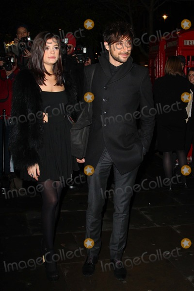 Alex Zane Photo - London UK  Alex Zane and Lorena Mancini at the  English National Ballet Christmas Party held at St Martins Lane Hotel before a performance of The Nutcracker at the Coliseum London 14th December 2011 Keith MayhewLandmark Media