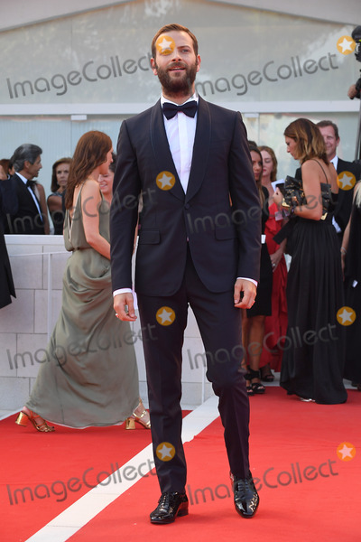 Alessandro Borghi Photo - VeniceItaly Alessandro Borghi   at the Opening Ceremony and the Downsizing Premiere at the 74th Venice Film Festival 30th August 2017 RefLMK200-S630-310817Landmark MediaWWWLMKMEDIACOM