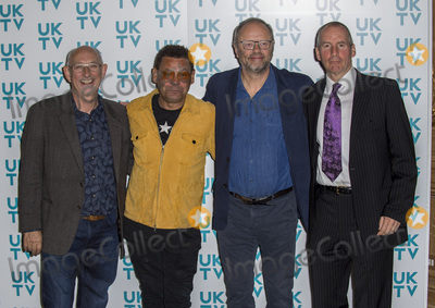 Craig Charles Photo - London UK Doug Naylor Craig Charles Robert Llewellyn and Chris Barrie at  the UKTV Live 2017 photocall at Claridges Hotel on September 13 2017 in London EnglandRef LMK386-J729-140917Gary MitchellLandmark MediaWWWLMKMEDIACOM
