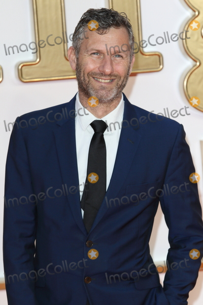 Adam Hills Photo - London UK Adam Hills at the Kingsman The Golden Circle World Premiere held at Odeon Leicester Square on September 18 2017 in London EnglandRef LMK73-J756-190917Keith MayhewLandmark MediaWWWLMKMEDIACOM