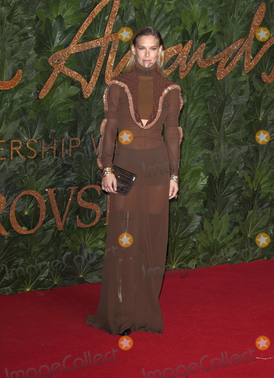 Bar Refaeli Photo - London UK Bar Refaeli at the The Fashion Awards 2018 at the Royal Albert Hall Kensington London on December 10th 2018Ref LMK73-J4027-111218Keith MayhewLandmark Media WWWLMKMEDIACOM