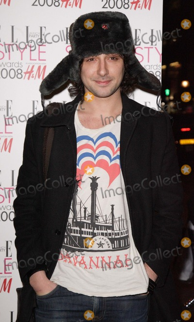 Alex Zane Photo - London UK  Alex Zane at the  Elle Style Awards Launch Party at H and M Store Oxford Street London  24th  January 2008Keith MayhewLandmark Media