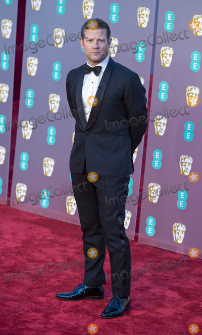 Dermot OLeary Photo - London UK   Dermot OLeary at EE British Academy Film Awards at the Royal Albert Hall Kensington London on Sunday February 10th 2019Ref LMK386-S2120-120219Gary MitchellLandmark Media WWWLMKMEDIACOM