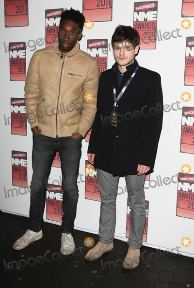 Nathan Stewart-Jarrett Photo - London UK Iwan Rhenon and Nathan Stewart Jarrett at the Shockwaves NME Awards 2011 at O2 Academy Brixton 23rd February 2011Evil ImagesLandmark Media