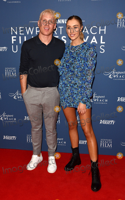 Jamie Sal Photo - London UK Jamie Laing and Sophie Habboo at Newport Beach Film Festival UK Honours in association with Variety at The Langham Hotel  London London on January 29th 2020Ref LMK73-J6081-310220Keith MayhewLandmark MediaWWWLMKMEDIACOM
