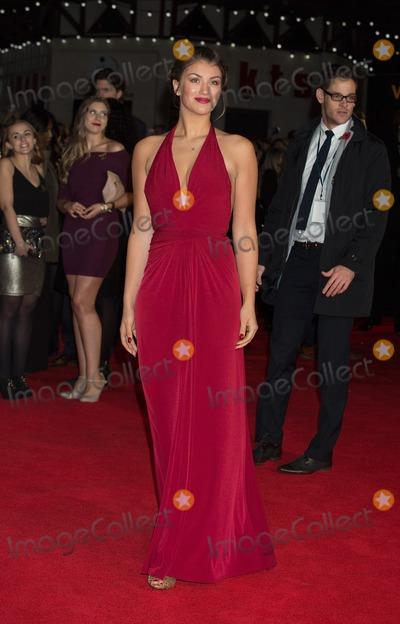 Amy Willerton Photo - London UK 101114Amy Willerton at The Hunger Games Mockingjay Part 1 Premiere held at The Odeon Leicester Square10 November 2014Ref LMK12-50050-101114J AdamsLandmark MediaWWWLMKMEDIACOM