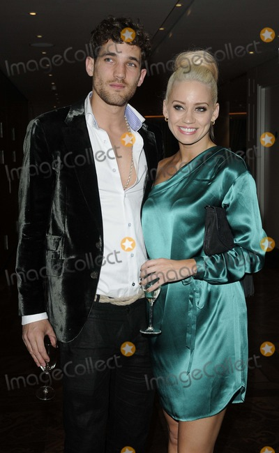 apldeap Photo - London UK  Max Rogers  Kimberly Wyattat the ApldeAp Foundation charity dinner to raise funds for the We Can Be Anything campaign The Westbury Hotel Conduit St London 19th May 2012Can NguyenLandmark Media