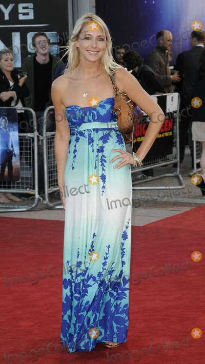 Ali Bastian Photo - London UK Ali Bastian   at the UK Premiere of Cowboys  Aliens at The O2 North Greenwich London 11th August 2011 Can NguyenLandmark Media