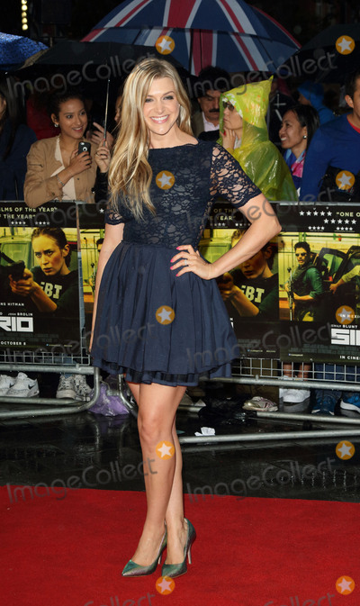 Anna Williamson Photo - London UK Anna Williamson at the UK Premiere of Sicario at Empire Leicester Square London on September 21st 2015Ref LMK73-58282-220915Keith MayhewLandmark Media WWWLMKMEDIACOM