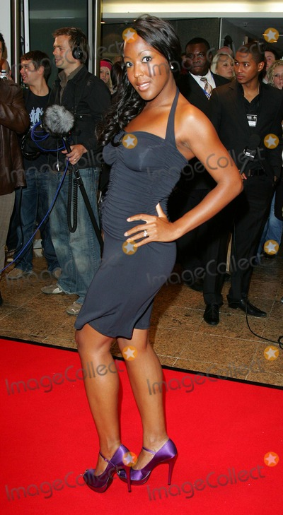Angellica Bell Photo - London UK TV presenter Angellica Bell at the Screen Nation Film and TV Awards held at the Hilton Metropole Hotel London - 15th October 2007Keith MayhewLandmark Media